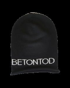 BETONTOD 'Logo' Merino Mütze