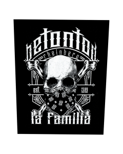BETONTOD 'La Familia' Backpatch