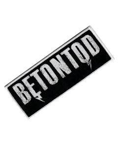 BETONTOD 'Logo' Patch