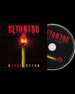 BETONTOD 'Revolution' CD-Digi
