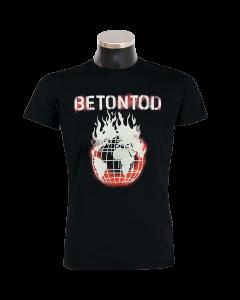 BETONTOD 'Brennende Welt' T-Shirt