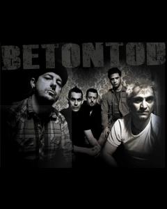 BETONTOD 'Band' Poster