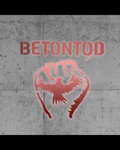 BETONTOD 'Traum von Freiheit' Sprühschablonenset