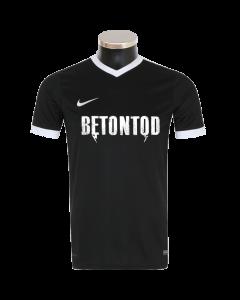 BETONTOD 'Logo' Trikot schwarz