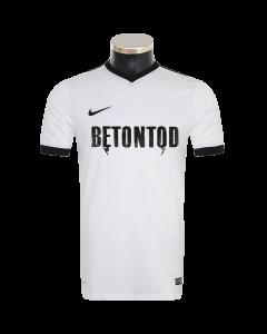 BETONTOD 'Logo' Trikot weiss